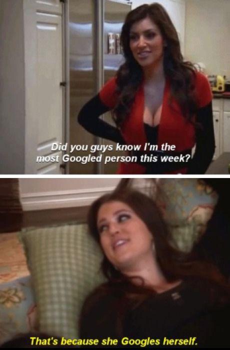 Kardashian + Jenner Memes