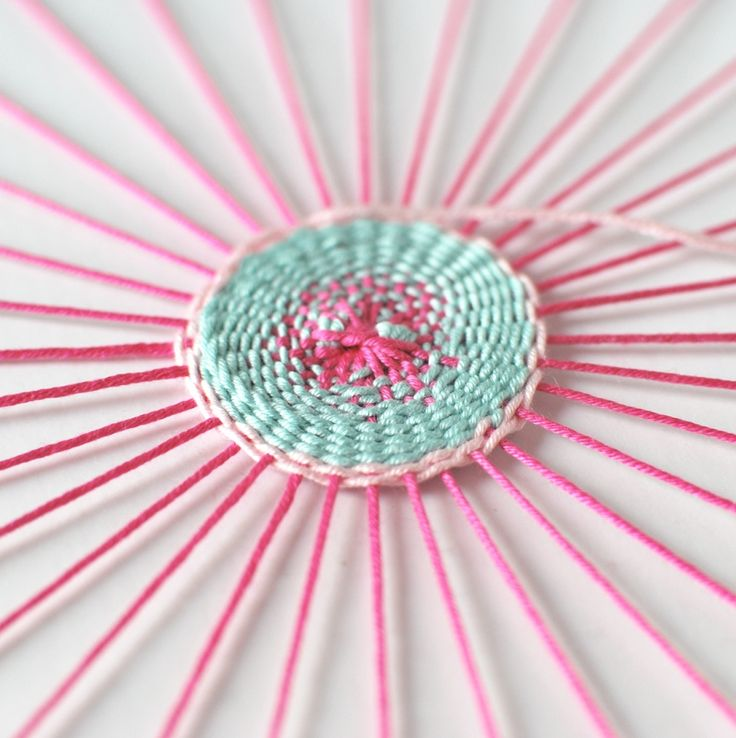 DIY: easy circular loom