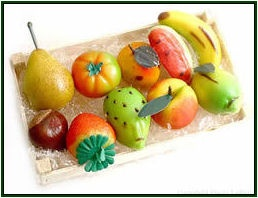"Pasta di mandorle (""frutta martorana"") su Cucina siciliana"