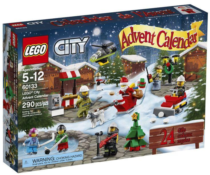 LEGO 60133 City Advent Calendar   Blocks and Bricks