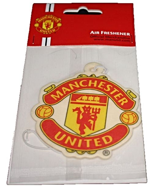 Manchester United Car Air Freshener