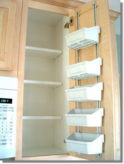 34 best Kitchen Storage images on Pinterest | Inside kitchen ...