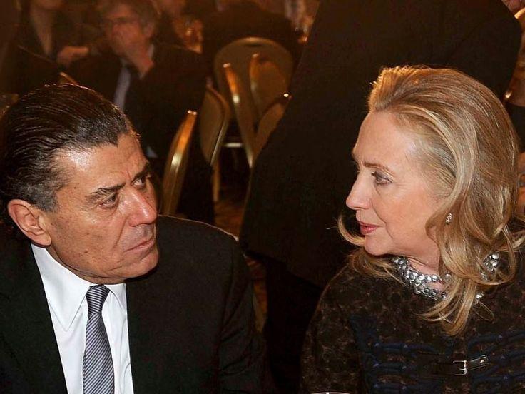 Haim Saban: Hillary Clinton's Top Hollywood Donor Demands Racial Profiling of Muslims - Breitbart