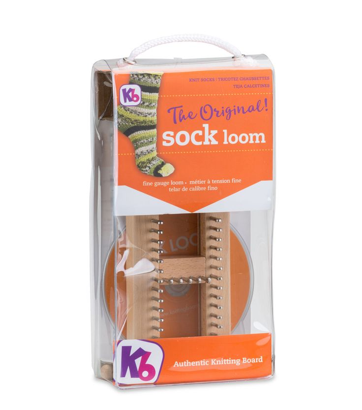 Knitting Board Sock Loom Knitting Board With DVD