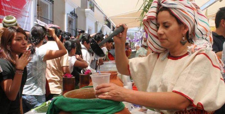 Día de la Samaritana, bella tradición de Oaxaca.