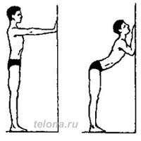 Упражнения для исправления сутулости