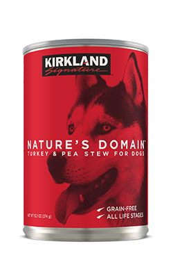 Kirkland Brand Wet Dog Food