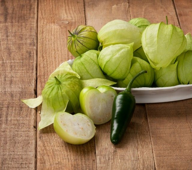 Spice It Up!: 6 Awesome Tomatillo Recipes