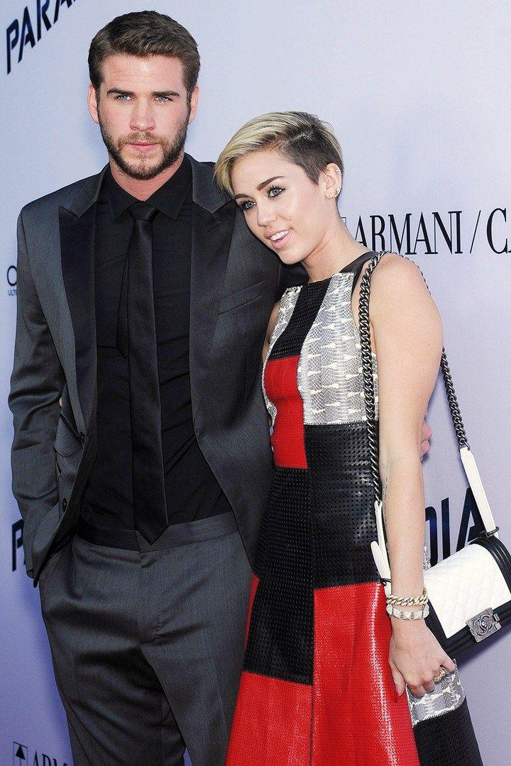 A quanto pare ci sarebbe un ritono di fiamma tra #MileyCyrus e #LiamHemsworth! Come andrà stavolta?