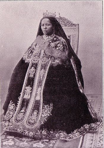 Female Monarch of Ethiopia April 1, 1930 Zawditu, the first reigning female monarch of Ethiopia, dies.  Zewditu (also spelled Zawditu or Zauditu; Ge'ez: ዘውዲቱ; 29 April 1876 – 2 April 1930) was Empress of Ethiopia from 1916 to 1930. The first female head of an internationally recognized state in Africa in the 19th and 20th centuries, and the first Empress regnant of the Ethiopian Empire perhaps since the legendary Makeda, the Queen of Sheba, her reign was noted for the reformsof her Regent…