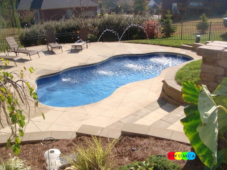 194 best swiming pool images on pinterest above ground for Pool jets design