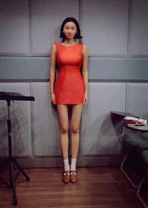 Y.J. Jang - Korean Top Model