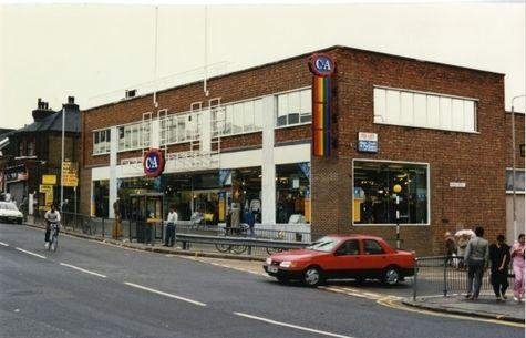 C&A East Ham 1989