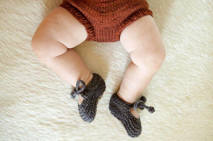 scarpine neonato La splendida collezione autunno/inverno 2013 di Misha and Puff