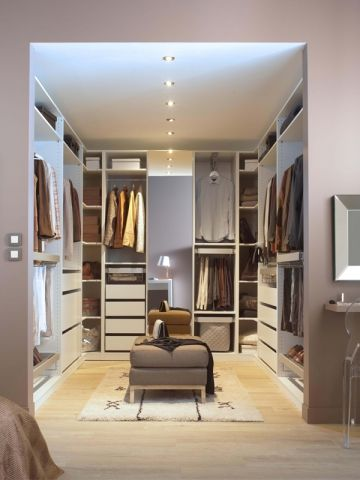 les 25 meilleures id es de la cat gorie dressing chambre sur pinterest d coration dressing. Black Bedroom Furniture Sets. Home Design Ideas