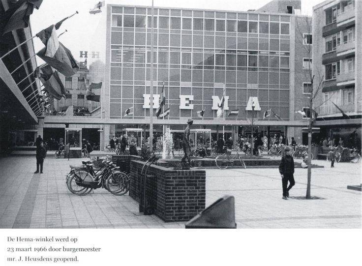 Opening HEMA Vlaardingen 1964