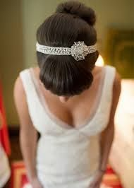 Image result for elegant wedding hair pieces