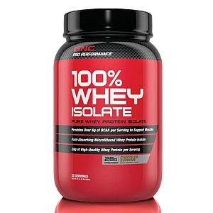 GNC Pro Performance® 100% Whey Isolate - Chocolate Supreme