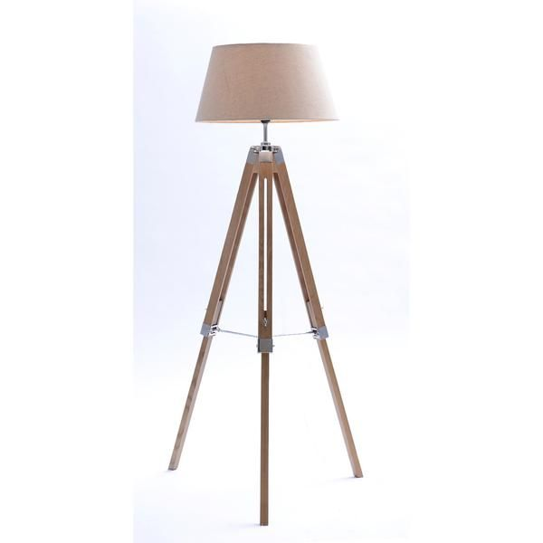 Table Lamp With Grey/Gold Shade – Click Online Sales