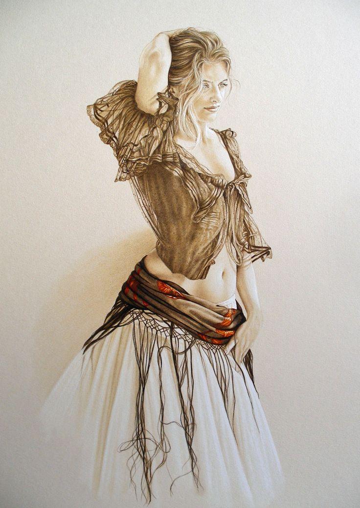 Por Amor al Arte: Artista Inglesa Kay Boyce.