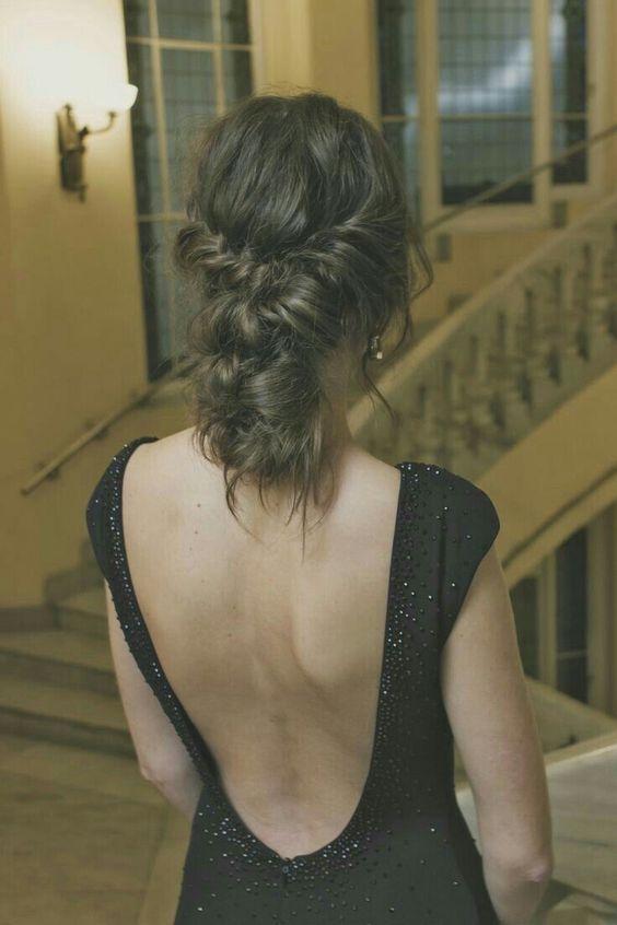 Atemberaubende Frisur Ideen für Prom Night #atem…