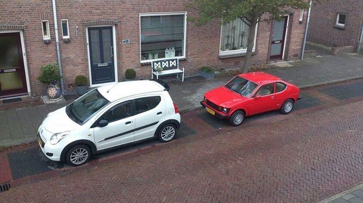 Suzuki Alto vs SC100