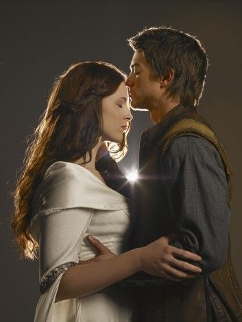 Legend of the Seeker - Kahlan and Richard. Good series, but the