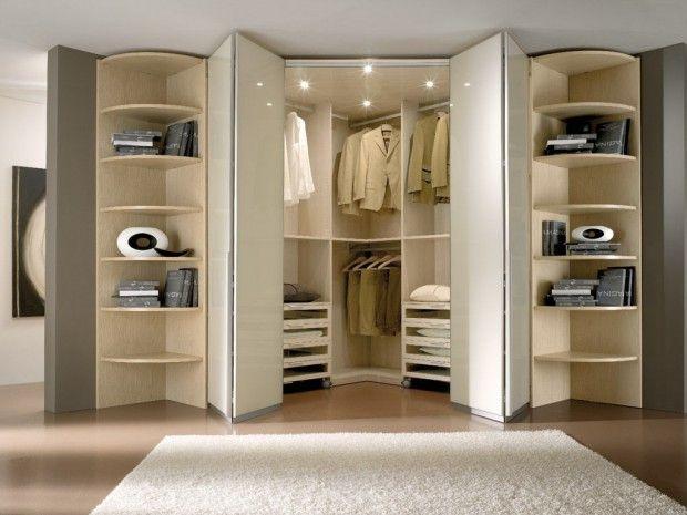 17 mejores ideas sobre puertas de armario plegables en - Puertas plegables para armarios ...
