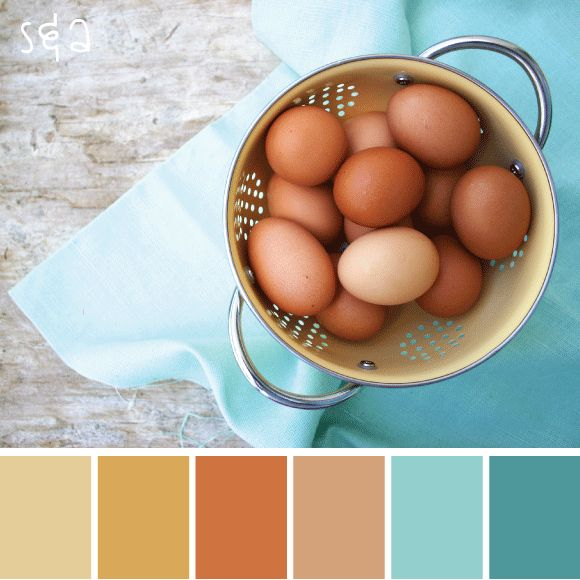 Colors for the kitchen?
