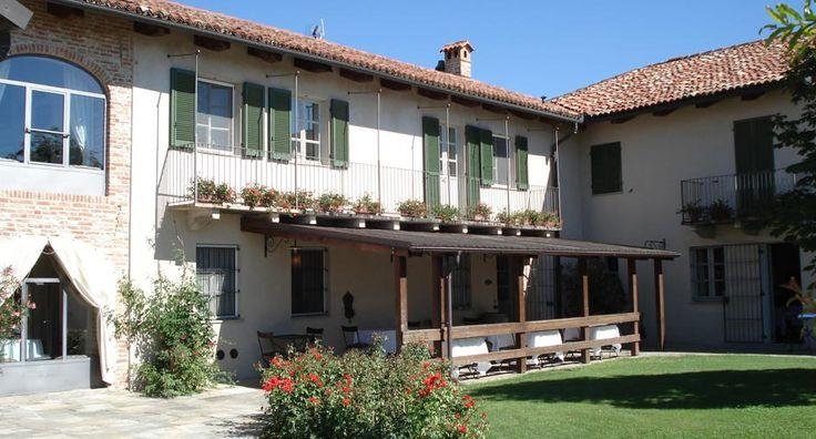 Hotel in the Langhe Michelin-starred restaurant luxury relais Langhe luxury resort Langhe - Locanda del Pilone Alba Piemonte