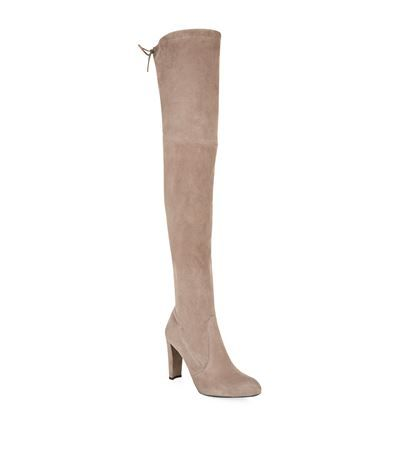 Stuart Weitzman Highland Suede Over-The-Knee Boots available to buy at Harrods. Shop women's shoes online and earn Rewards points.
