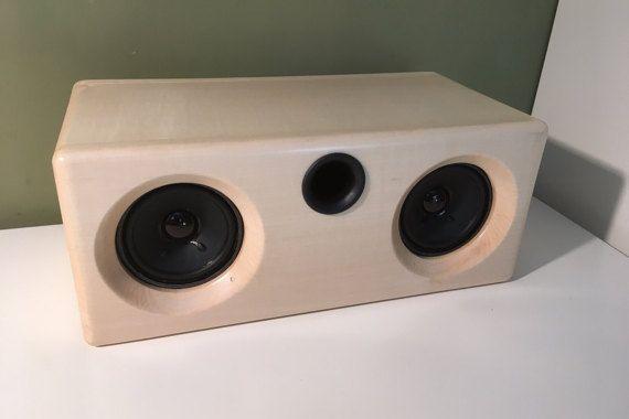 Enceinte Bluetooth / Portable Bluetooth Speakers par WoodLikeFrance
