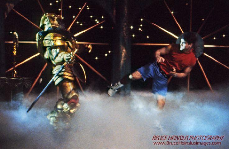 Mmpr Jason Vs Goldar The Best Power Ranger Board On