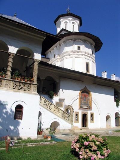 Manastirea Hurezi Valcea