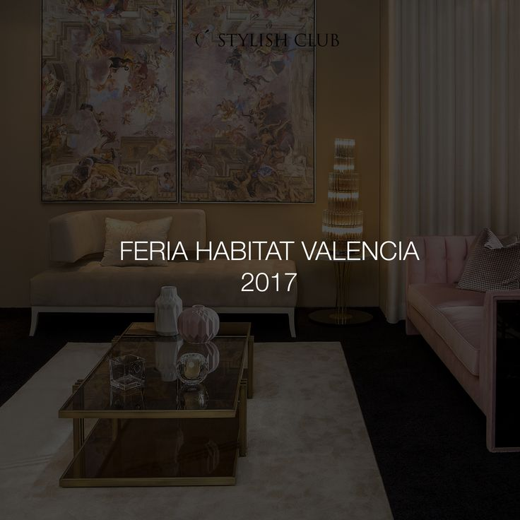 Feria Habitat Valencia 2017 is an International Home Environment Exhibition where we presented our furniture pieces and collections.