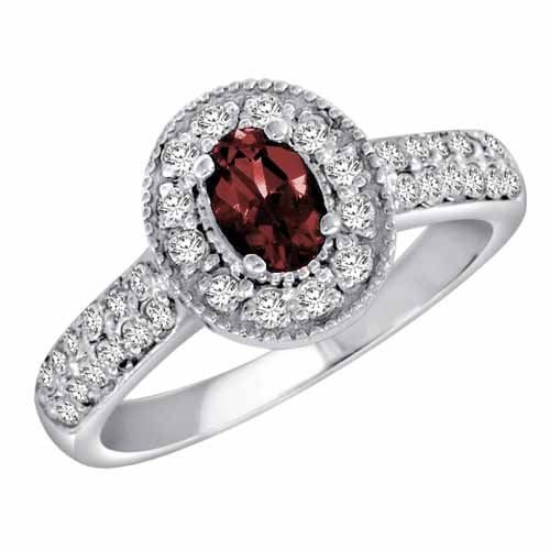 98 Best Oval Shaped Rings Images On Pinterest