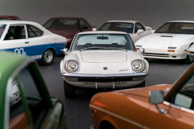 Mazda Cosmo: la prima auto con motore rotativo compie 50 anni