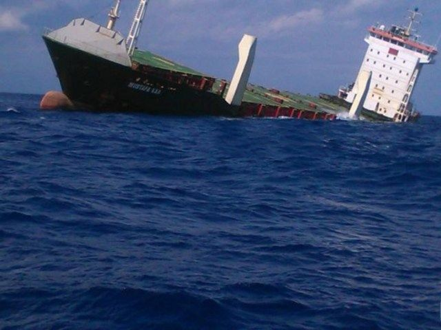 The 136m-long general cargo vessel MUSTAFA KAN issued distress signal at 03:10 Rome time on Sep 23, reporting water ingress and sinking.    The Panama-flagged cargo ship was sailing in the Mediterranean Sea en route from Dakar, Senegal to