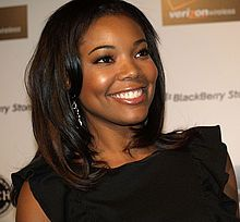Gabrielle Monique Union (born October 29, 1972) is an American actress and former model. Among her notable roles is as the cheerleader opposite Kirsten Dunst in the film Bring it On. Union starred opposite Will Smith and Martin Lawrence in the blockbuster film Bad Boys II and played a medical doctor in the CBS drama series City of Angels. She starred with LL Cool J in Deliver Us from Eva in 2003.