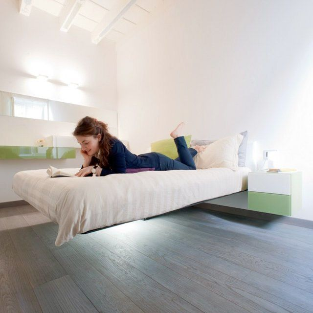 18 creative, extreme and modern bed designs - Blog of Francesco Mugnai