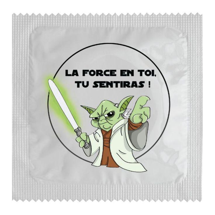 V ritable pr servatif avec une pochette humoristique un cadeau efficace dr le et pas ch re - Cadeau utile et drole ...