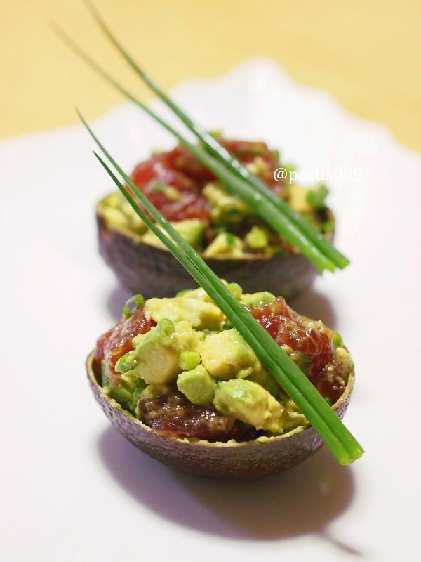 ハワイの香り♪マグロとアボカドの『ポキ』 by ゆきこ(pastis009) | レシピサイト「Nadia | ナディア」プロの料理を無料で検索