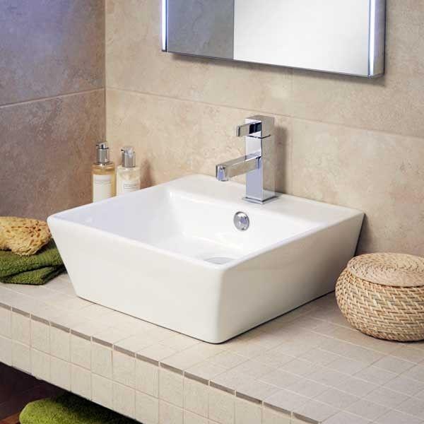Classica Cubic Countertop Basin Spring Bathroom Inspiration   Spring Style. Best 25  Countertop basin ideas on Pinterest   Bathroom countertop