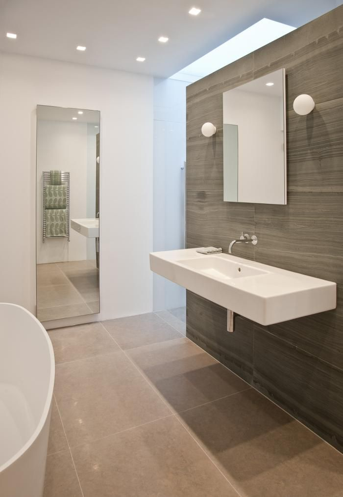 skylight in bathroom rundell associates remodelista