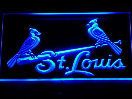 St. Louis Cardinals LED Neon Sign Light NLB Baseball Sports Team  #Unbranded #StLouisCardinals