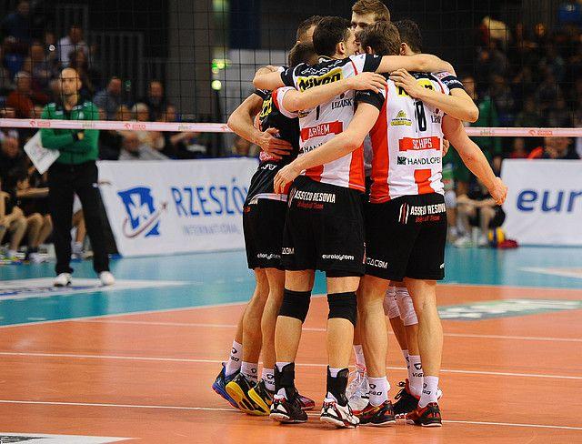 #Asseco #Resovia #Volleyball #Team