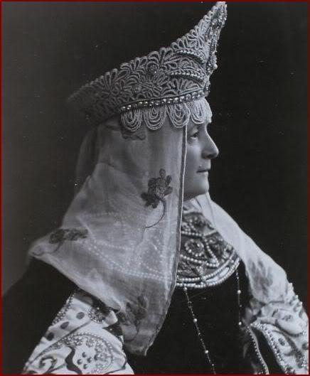 Baryatinsky (Stenbock-Fermor) Nadezhda / княгиня Барятинская (графиня Стенбок-Фермор) Надежда Александровна (1847 - 1920)