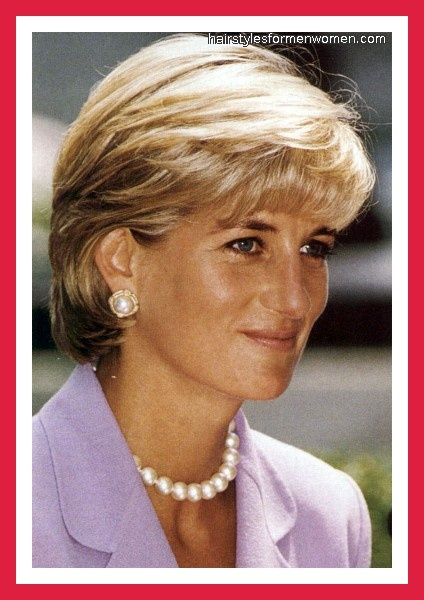 princess diana haircut photos princess diana hairstyles uk hair styles 6139