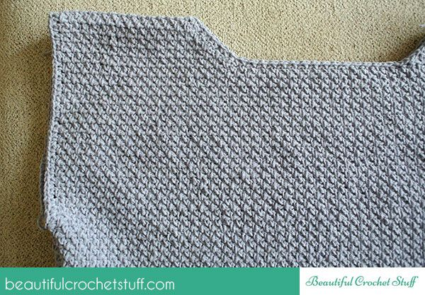 -Crochet-top-libre patrón