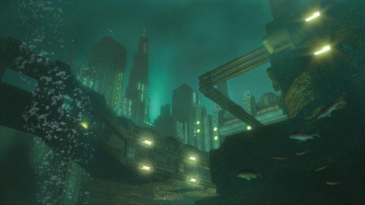 4Gamer.net ― 海底都市再び,あのPS3版「バイオショック」が低価格で再登場,「Spike The Best BIOSHOCK」1月14日発売